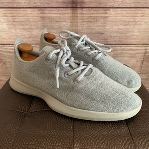 Men's Allbirds Gray Wool Runners
